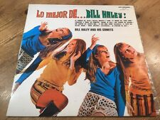LP MCA Records ‎SE 817 Bill Haley ‎– Lo Mejor De Bill Haley PERU VINYL PRESS