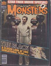 Famous Monsters April 1980 The Black Hole Star Trek Movie 013018DBE