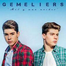GEMELIERS - MIL Y UNA NOCHES [CD]