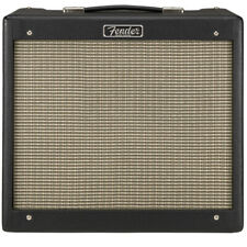 Fender Blues Junior IV 15W 1x12 Tube Amp Guitar Amplifier + 12'' Speaker - Black