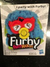 Hasbro FURBY PARTY ROCKER TWITTBY Light Blue Fur Interactive Toy New