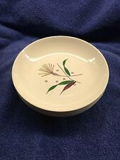 Four Stetson China Duncan Hines Off WhitePattern Soup Bowls