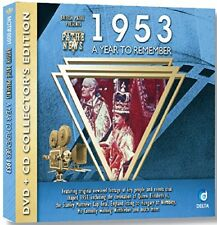 1953 A Year To Remember CD & DVD Limited Edition Inc Queen Coronation in Colour