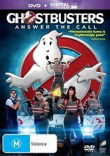 Ghostbusters (DVD, 2016) (Region 4) Aussie Release