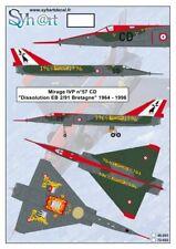 """Syhart 1/48 Dassault Mirage IVP n""""23 AV # 48093"""