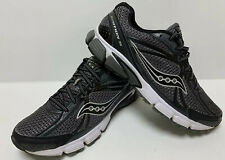 Saucony Grid Ignition 5 Men's Running Shoes Black Silver (S252021) Size 9 MINT