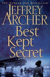 Best Kept Secret (The Clifton Chronicles) by Jeffrey Archer Book The Cheap Fast