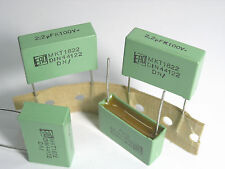 25x ERO - MKT1822 /  2.2uF - 100V  Hi-End Audio Grade Capacitors  x 25 PIECES