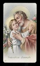 "santino-holy card""""ediz. NB n.131 S.GIUSEPPE"