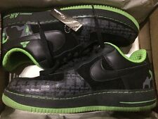 "NIKE AIR FORCE 1 ""LUCHA LIBRE"", ITEM:313641-002, SIZE:10.5, NEAR DS. WORN TWICE"
