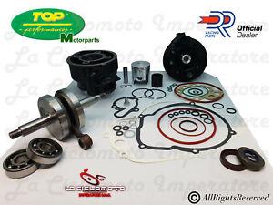 MODIFICA 75CC GRUPPO TERMICO 49 ALBERO MOTORE TOP AM 345 AM6 MINARELLI 50