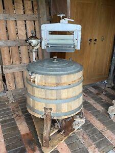 Antike Miele Waschmaschine