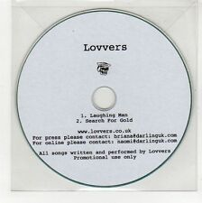 (GG217) Lovvers, Laughing Man / Search For Gold - DJ CD