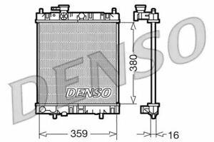 Denso Radiator DRM46001 Replaces 2141041B00 732718