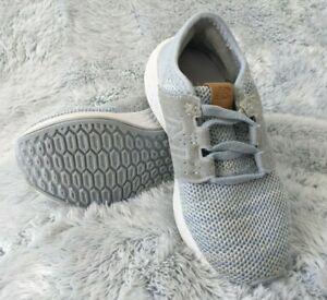 New Balance Size 8 Baby Boy Toddler Ice Blue Mesh Athletic Shoe Sneaker KVCRZKEI