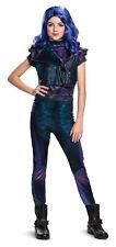 Disney: Descendants 3 Mal Classic Girls' Costume | Disguise 20298