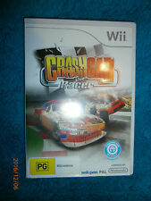 Crash Car Racer (Nintendo Wii game) PAL racing compatible with Wii Wheel