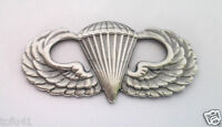 US ARMY PARATROOPER AIRBORNE WINGS  Military Veteran Pin 16317 HO