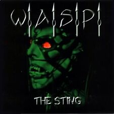 W.A.S.P. - The Sting  [Re-Release] DIGI CD