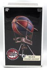 Ral Partha 98-814 Dwarf Air Ship (Chaos Wars) Balloon Flying Dwarven Warmachine