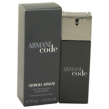 Armani Code Cologne By GIORGIO ARMANI FOR MEN 0.67 oz Eau De Toilette Spray
