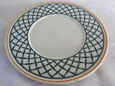 Villeroy And Boch Basket Dessert Plate Or Saucer For Flat Cream Soup Bowl
