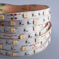LED Strip 5050 Warmweiß (2700K) 36W 500CM 12V IP20