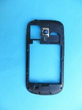 Genuine Samsung Galaxy S3 Mini  Chassis Frame housing Bezel Black Gi8190