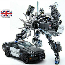 Transformers Toys Master Grade MPM05 Barricade Police Cars Figures Model Gifts