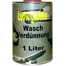 Waschverdünnung 1Liter  Nitroverdünnung säubern Autolack