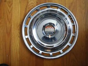Chrysler 1961 To 1963 300G 300H .Original Hubcap Wheel Cover