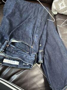 "Gap Boot Fit Jeans -  indigo Size 36"" waist 30""leg"