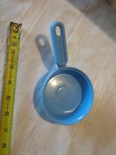 Fisher Price Fun blue frying pan magic stove cook top pot dish holes handle toy