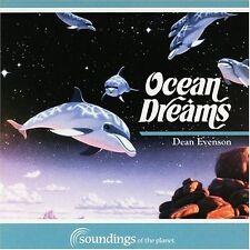 Dean Evenson - Ocean Dreams [New CD]