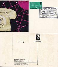14 de octubre de 1970 Tarjeta Conmemorativa camafeo de tecnología de oficina de correos Newport Shs (a)