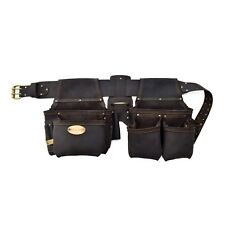 Style n Craft 90429 - 4 Pc.-17 Pkt Pro Framer's Combo in Oiled Top Grain Leather