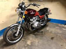 1982 Suzuki GS 750 T Clean and Good condition Classic Motorcycle USA Import