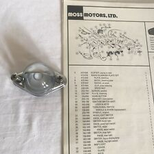 MG MGA 1600 Map Light (Dash) Original LUCAS Part 158-510, 158-500 Vintage