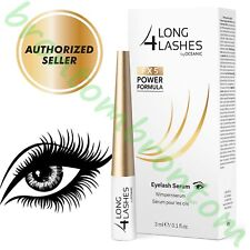 Long 4 Lashes FX5 Power Formula Eyelash Growth Enhancing Serum AUTHORIZED SELLER
