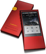 Astell & Kern AK Jr Junior reproductor portátil de MQ-Ltd Edition Rojo