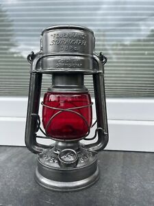 Feuerhand Nr. 275 Western Spec DBPa Sturmkappe Petroleumlampe, Lantern ,Nier