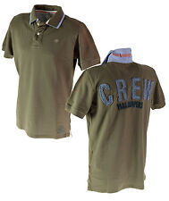 PARAJUMPERS BELLETERRE Polo Herren Poloshirt Shirt Polohemd Gr.L Army