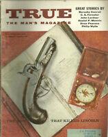 True Magazine February 1959 Philip Wylie CS Forester John Lardner