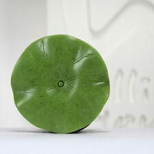Lotus leaf - Handmade Silicone Soap Mold Candle Mould Diy Craft Molds