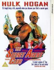 Mint As New Condition The Secret Agent Club DVD (2000) Hulk Hogan
