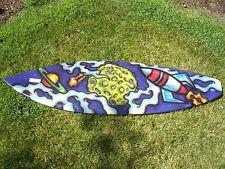 KALAJIAN SURFBOARDS CUSTOM PAINTED BODY OR WAVE BOARD #9615