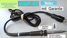 Weller WSP 80 Lötkolben 80 Watt-24 V-+ 2x Spitzen+Garantie  TOP-1A