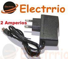 EL2005 Cargador Telefono Movil Universal Micro USB 2A PDA Ebook 2000mA rapido