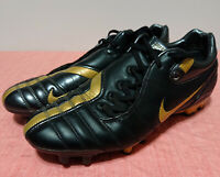 NIKE AIR ZOOM TOTAL 90 SUPREME FG T90 SOCCER CLEATS FOOTBALL BOOTS US 9.5 UK 8.5