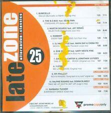 Jocks Music Late Zone Vol. 25 - Martin Solveig/Bob Sinclar/Fpi Project  Cd Mint